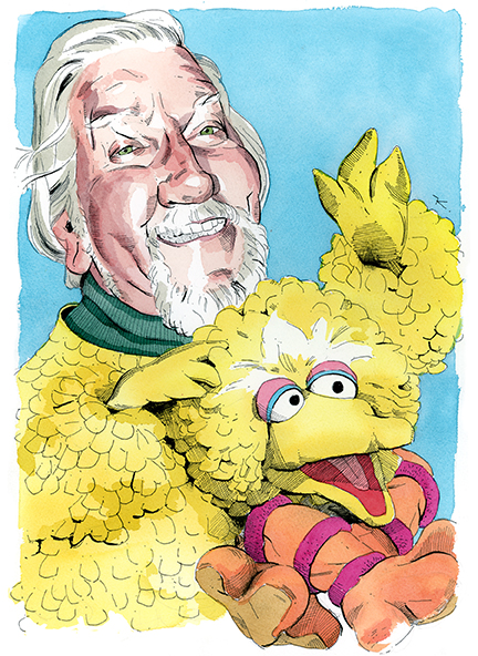 Web_Caroll Spinney_Paul Kisselev