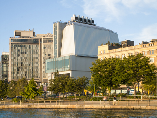 The Whitney Museum of American Art (Photo provided by the Whitney Museum of American Art)