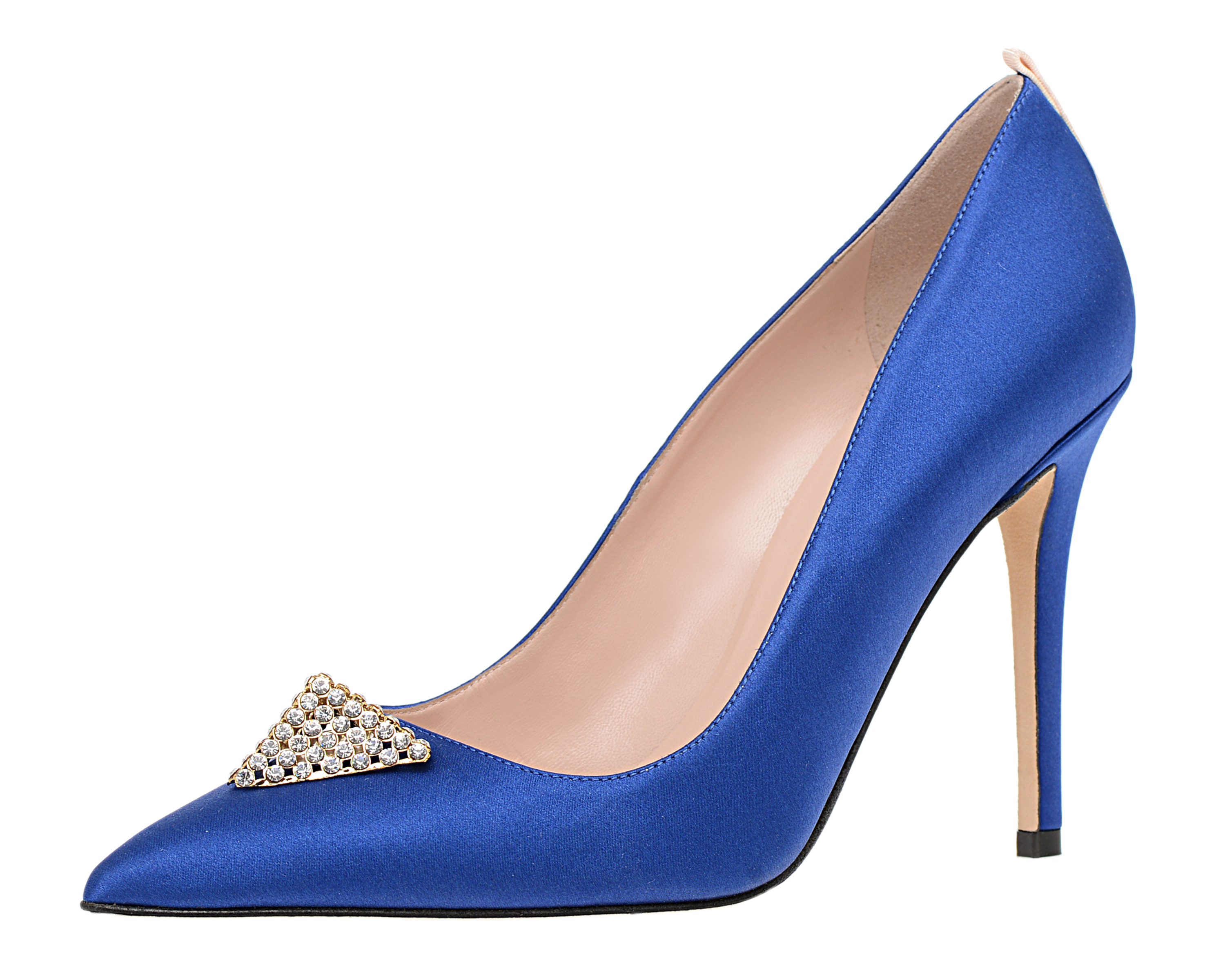 "The ""Wittman"" from the SJP by Sarah Jessica Parker ""Strip"" collection exclusive to Zappos Couture."