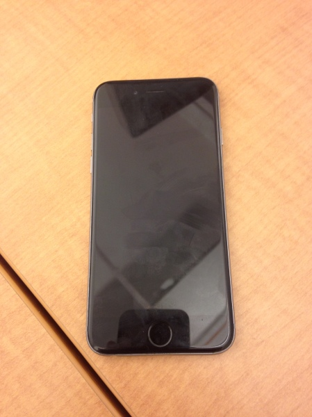 This iPhone, which belongs to Observer reporter Jillian Jorgensen, survived the Amtrak 188 train derailment.