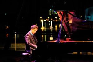 American jazz pianist Vijay Iyer is the Met's artist in residence in 2015-2016. (Courtesy André P. Meyer-Vitali, Flickr)