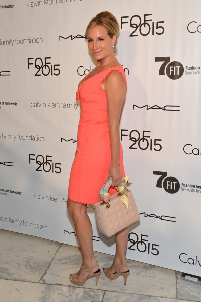 Sonja Morgan attended last night's show. (Photo: Getty)