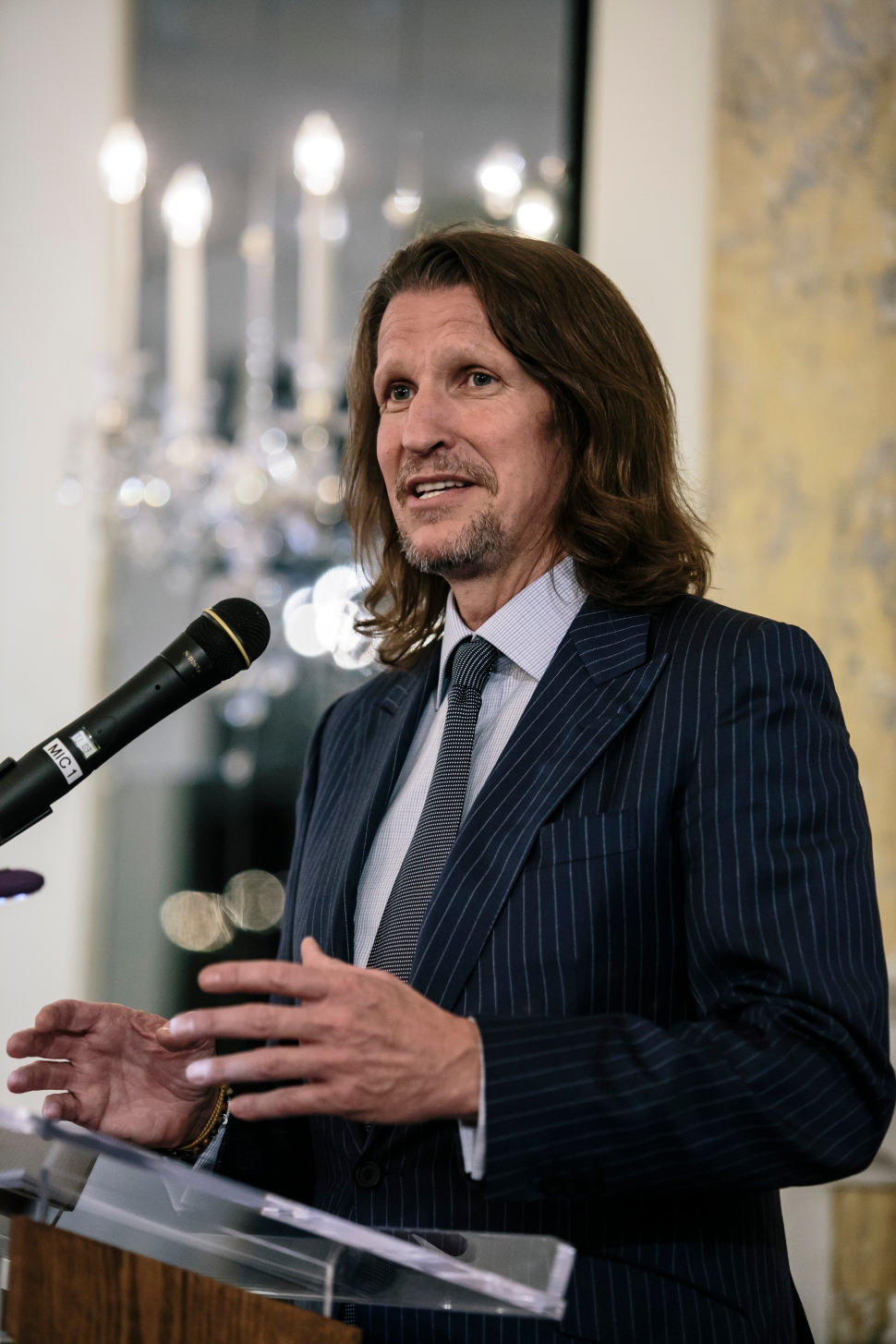 Owner of Huntsman, Pierre LaGrange  (Photo: Getty Images).