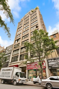 50 West 29th Street, at the crossroads of Garment and Flower districts. (Courtesy Citi Habitats.)