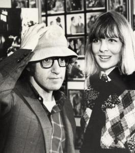 The actress was muse, co-star and girlfriend to Woody Allen. (Ron Galella/WireImage)