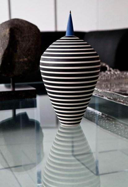 Roseline Delisle pottery. (Photo: Celeste Sloman/New York Observer)
