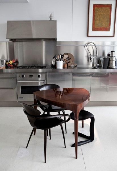 The kitchen. (Photo: Celeste Sloman/New York Observer)