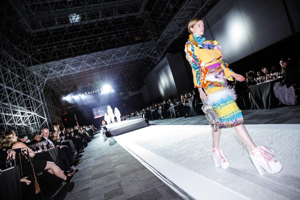PARSONS 2015 Fashion Benefit, Runway-mosphere