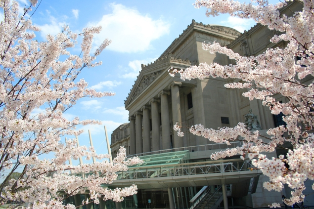 Exterior of the Brooklyn Museum. (Photo: Adam Hustedm, courtesy Brooklyn Museum)