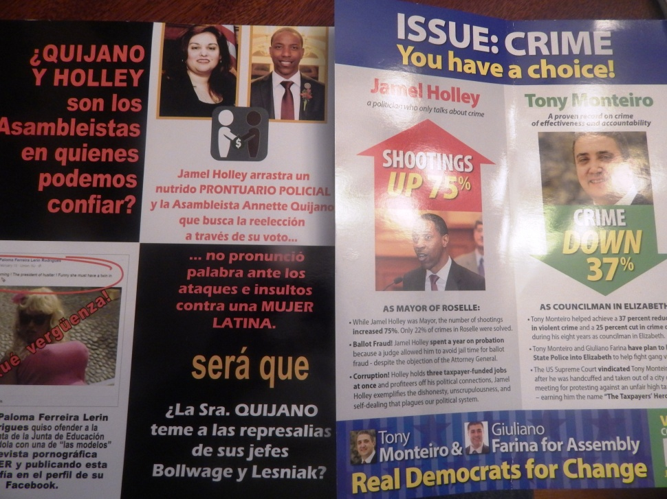 Mail originating from the challengers in LD20.