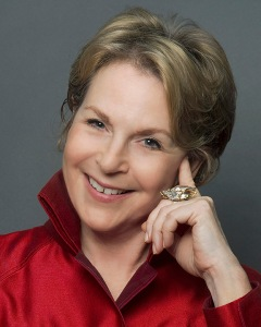 Elizabeth A. Sackler. Photo by Joan Roth