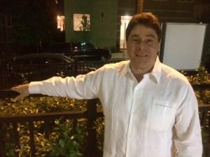 West New York Mayor Dr. Felix Roque