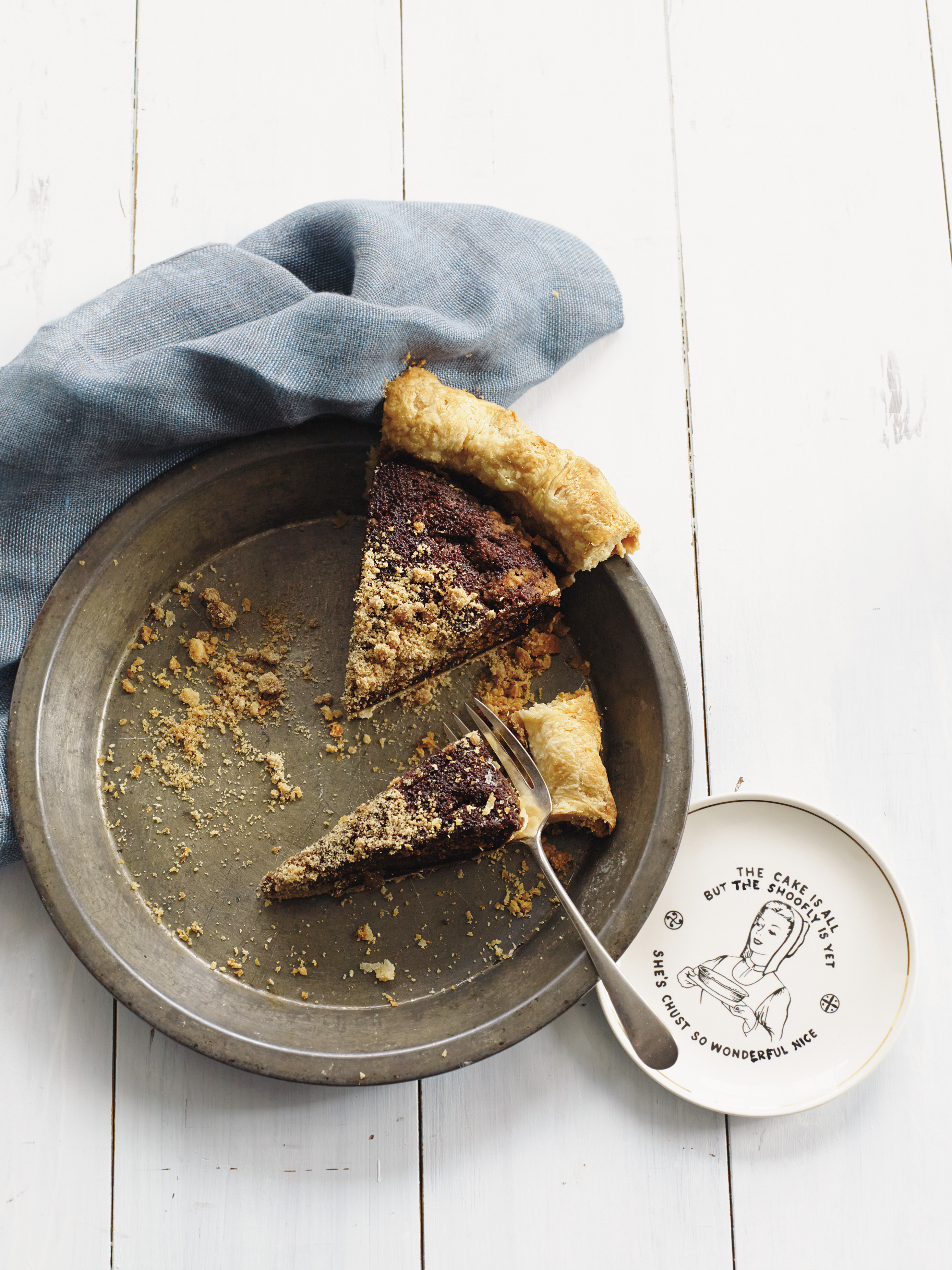 Shoo-Fly Pie from Butter & Scotch. (Photo: Courtesy Butter and Scotch).