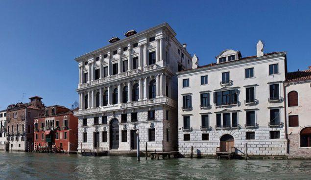 Fondazione Prada on the Grand Canal, Venice (Photo- Agostino Oslo, Courtesy Fondazione Prada)