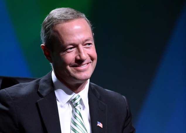 Ex-Maryland Gov. Martin O'Malley. (Photo: Ethan Miller/Getty Images)