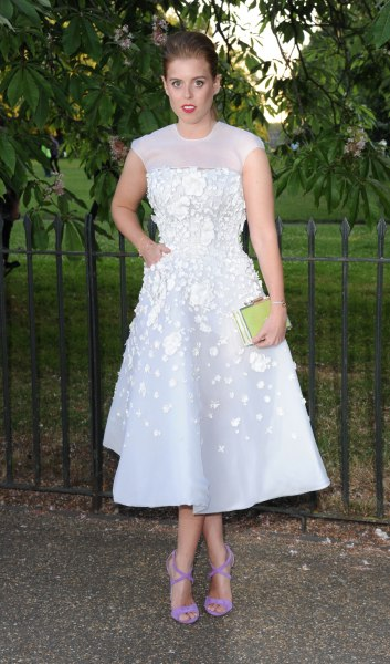 LONDON, ENGLAND - JULY 01:  Princess Beatrice attends the annual Serpentine Galley Summer Party at The Serpentine Gallery on July 1, 2014 in London, England.  (Photo by Stuart C. Wilson/Getty Images)