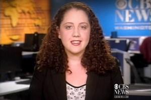 Reporter-turned-strategist-turned reporter Ginger Gibson (Screencap)