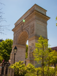 Washington Square Park Greenwich Village, Manhattan Shot By Tashan Jackson/New York Observer