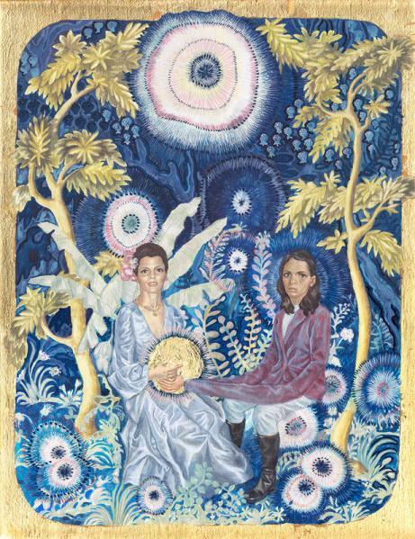 """Larissa Bates: Mama Lengua: Mother Tongue"" opens at Monya Rowe Gallery on Saturday. (Photo: Monya Rower Gallery)"