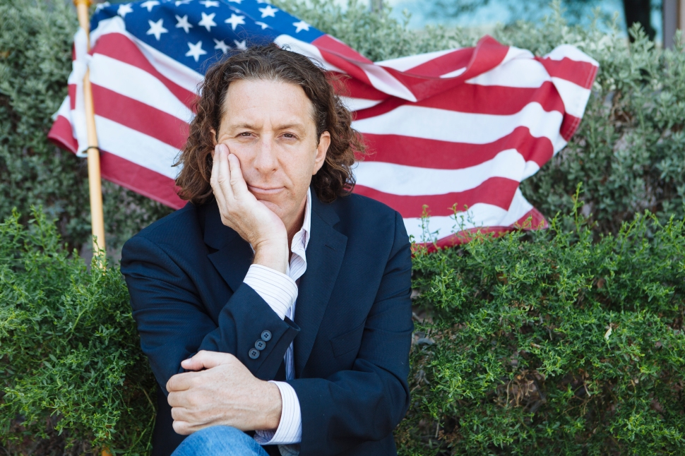 Lawrence Pfeifer in Las Vegas, Nevada on April 24, 2015. (Mikayla Whitmore /Las Vegas Sun)