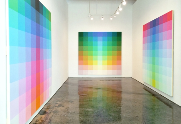 Robert Swain, installation view at Minus Space. (Courtesy Minus Space, Brooklyn)