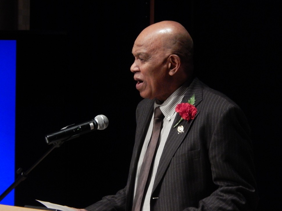 Union County Democratic Chairman Jerry Green.