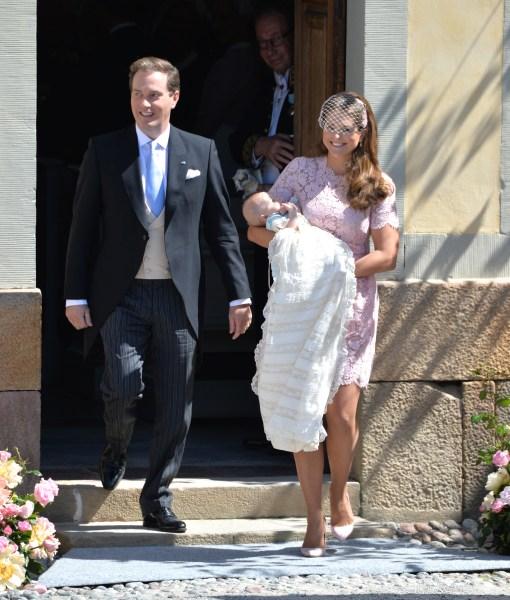 Princess Leonore of Sweden. (Photo: Getty)