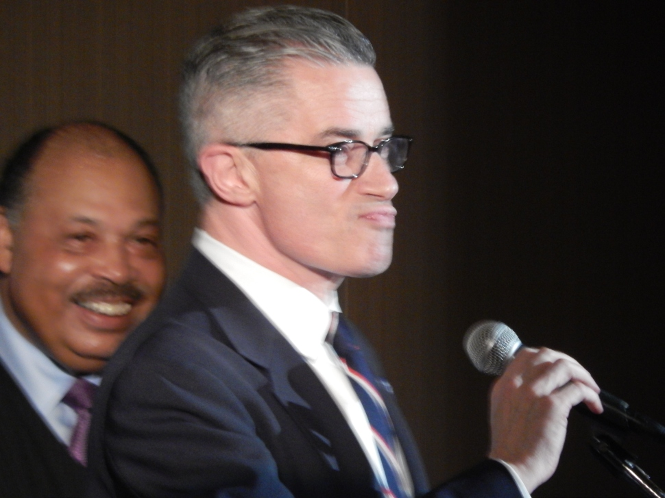 McGreevey, right, and Currie.