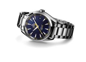 Omega Seamaster Aqua Terra 150M James Bond_white background