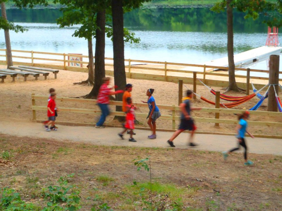 Camp Pinewood (Photo: Flickr)