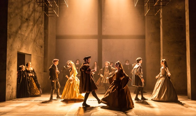 Wolf Hall, Parts One & Two. (Photo: Johan Persson)