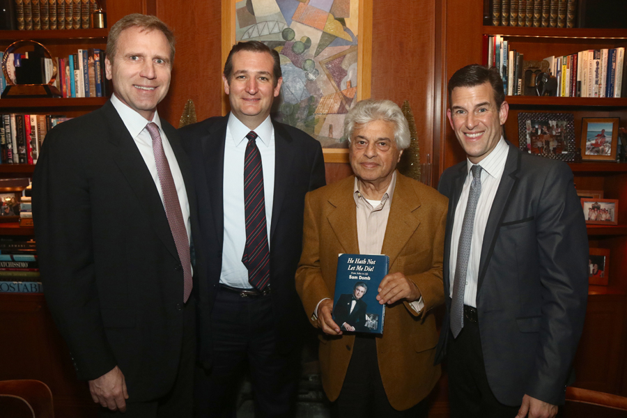 When Mati Weiderpass, Ted Cruz, Sam Domb, and Ian Reisner gathered in Weiderpass' apartment in April, the 'fireside chat' set off a firestorm of reactions within the gay community. Threats to boycott the business interests owned by Weiderpass and Reisner are misguided, according to the author.
