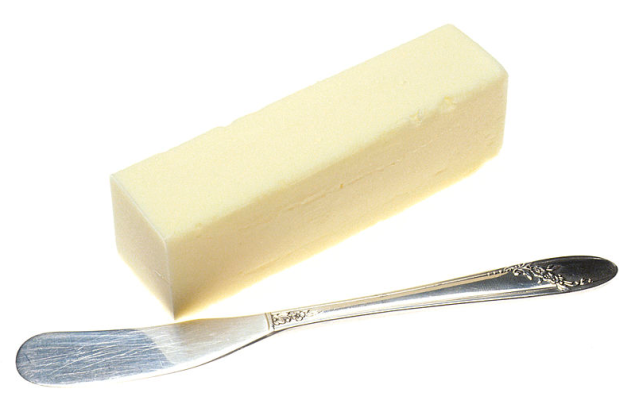 BHA is commonly used in butter. (Photo: Wikimedia Commons)