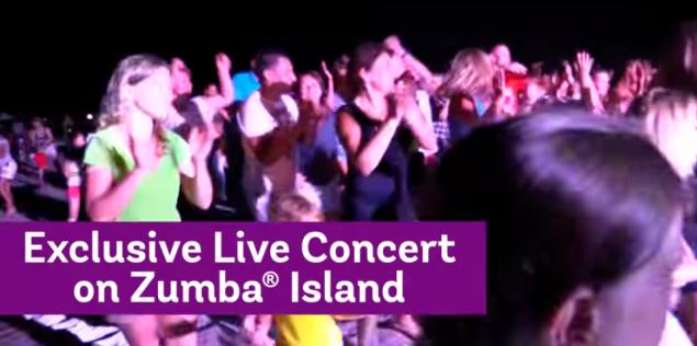 WHAT IS ZUMBA ISLAND?! (Photo: Zumba-Cruise.com)