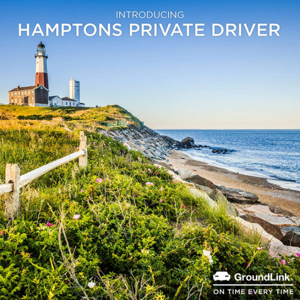 GroundLink now offers a special Hamptons service. (Photo: Facebook/GroundLink)