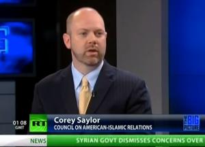 Corey Saylor. (Photo: Youtube)
