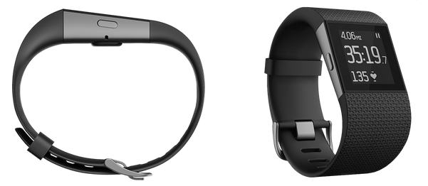 The Fitbit Surge. Photo: Fitbit)