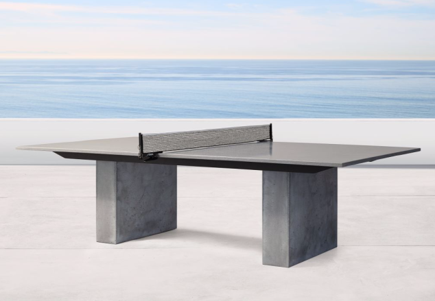 Beach not included, sadly. (Photo: Restoration Hardware)