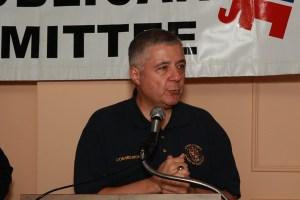 GOP Chairman John Sette