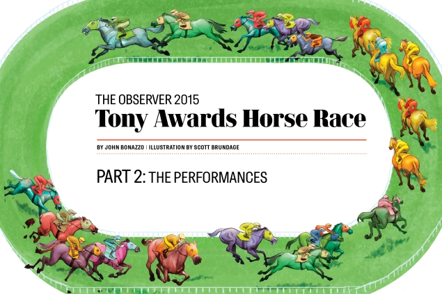 Tonys2 Horse Race Performances