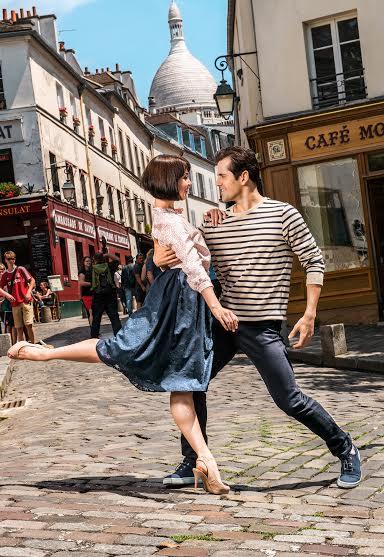 An American in Paris has great dancing and...great dancing. : (Photo: Sylvian Gripoix)