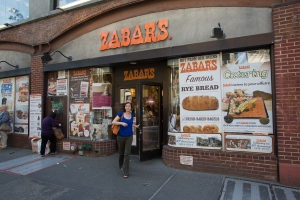 Zabar's, a longtime local favorite, has lately gathered younger disciples.