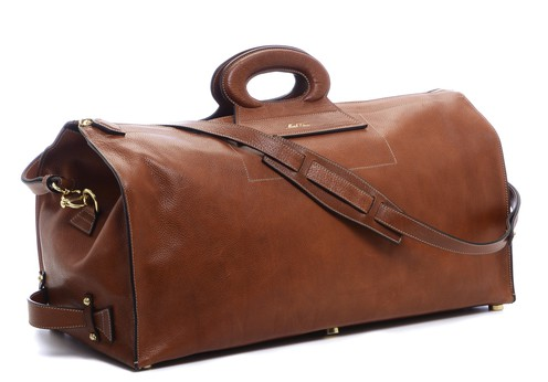 Mark Cross Vintage Duffle Luggage. (Photo: www.markcross1845.com)