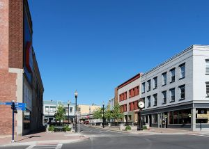 Downtown Plattsburgh (Wikipedia).