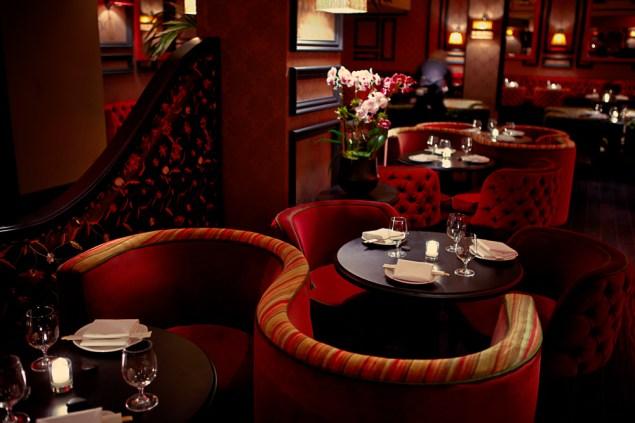 Cherry Restaurant in New York. (Photo courtesy of Cherry NYC)