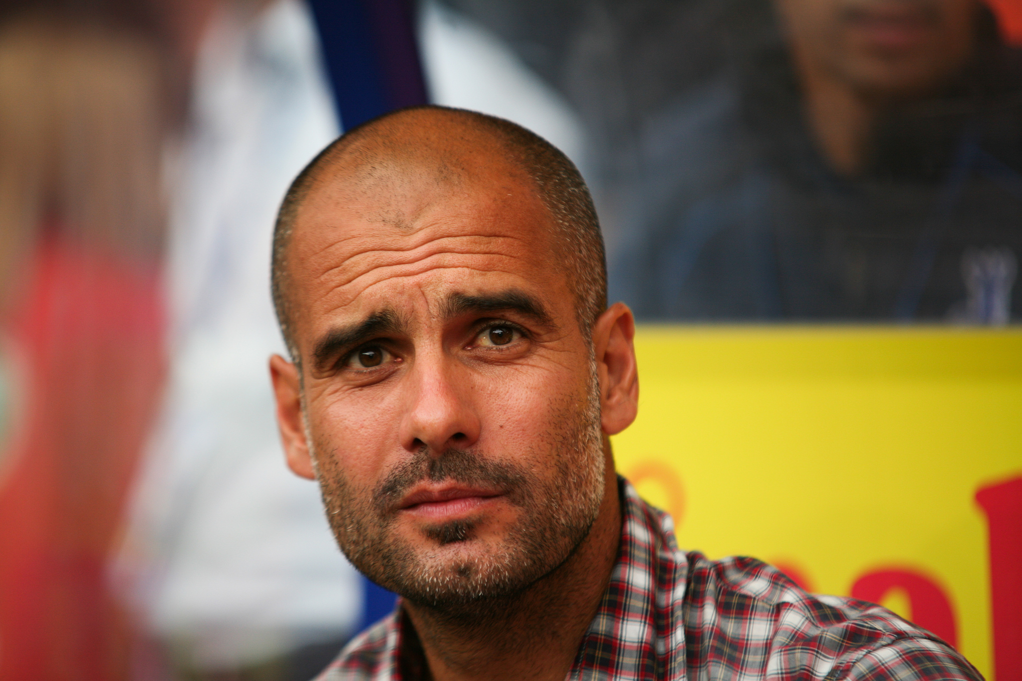 Former FC Barcelona player and manager Pep Guardiola (Photo: Thomas Rodenbücher/Flickr)