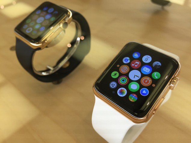 Professors and test center employees are worried that the Apple Watch will encourage cheating. (Flickr)