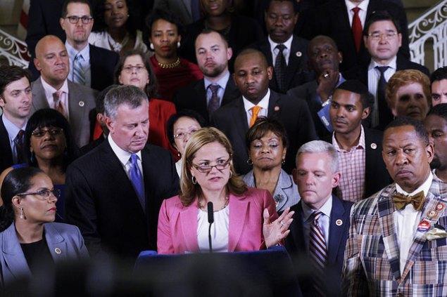 Council Speaker Melissa Mark-Viverito. (Photo: William Alatriste/NYC Council's Office)
