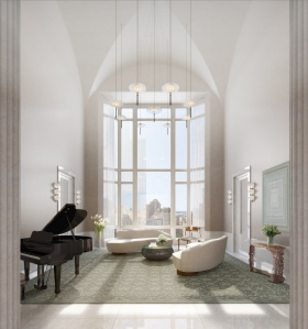 Rendering by Archpartners