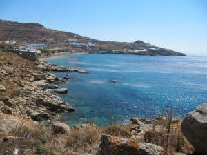 Paradise Beach, Mykonos (Photo by Leonora Enking/ Flickr)